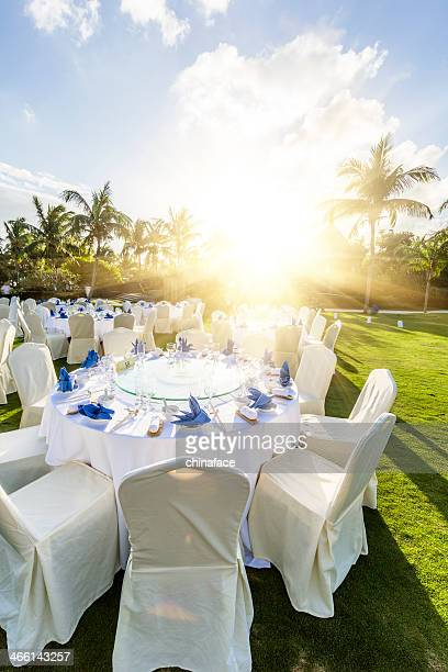 Tropical Dinner Event