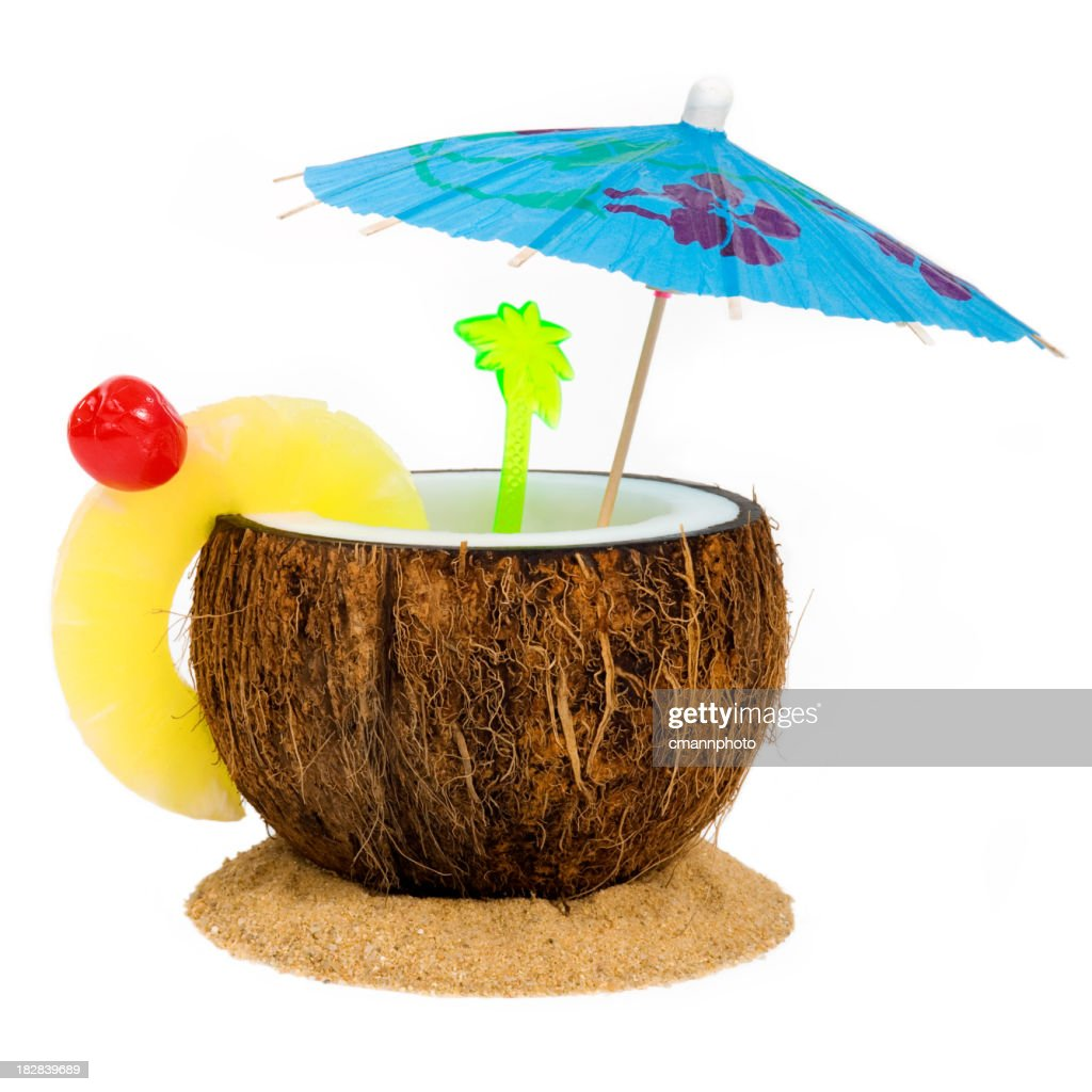 Tropical Coconut - Drink