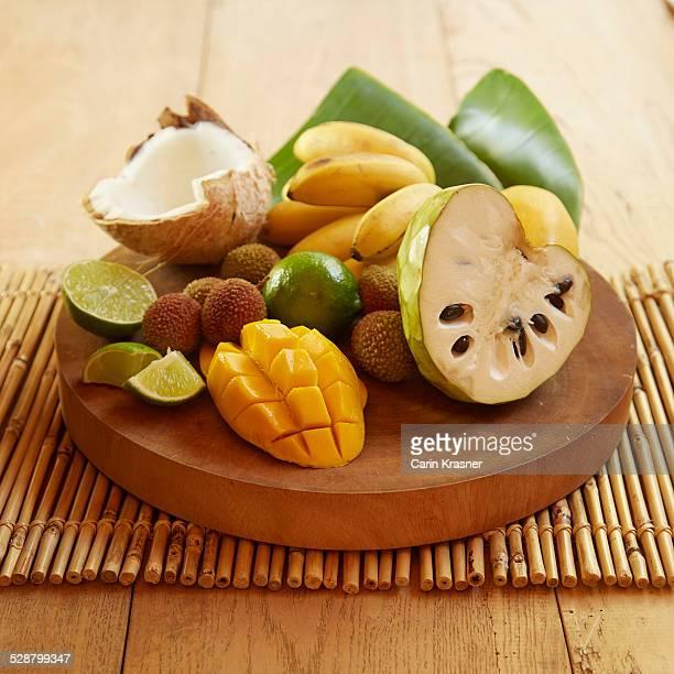 Tropical Fruits Arrangement