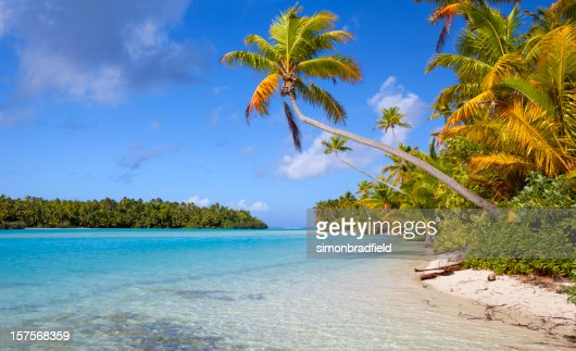 Tropical Island Paradise In The Cook Islands