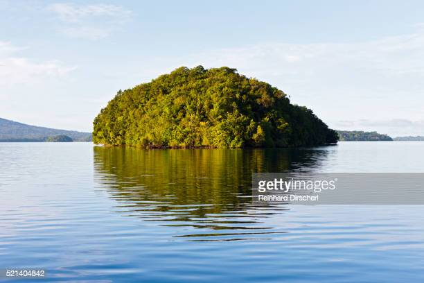 Tropical Island, Solomon Islands