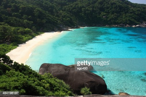 Tropical Landscape : Stock Photo