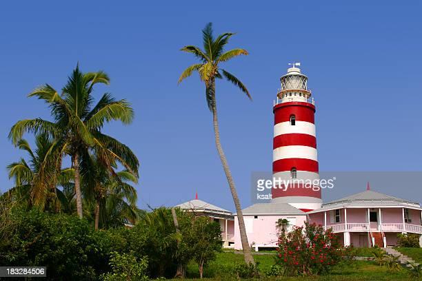 Tropische Lighthouse