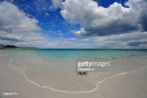 Tropiques bretons : Stock Photo