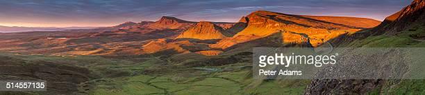 Trotternish Peninsular, Isle of Skye, Scotland