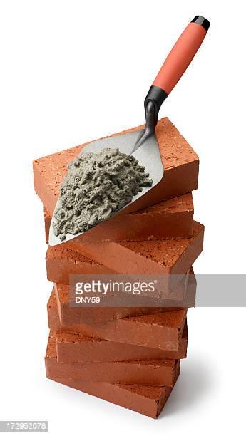 Trowel & Bricks