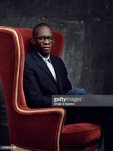 Troy Carter founder chairman and CEO of Atom Factory the music management company is photographed for Billboard Magazine on October 9 2014 in Los...