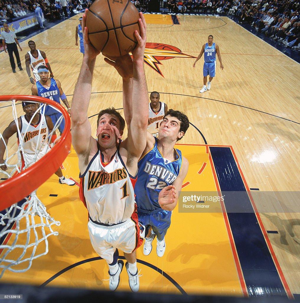 Denver Nug s v Golden State Warriors s and