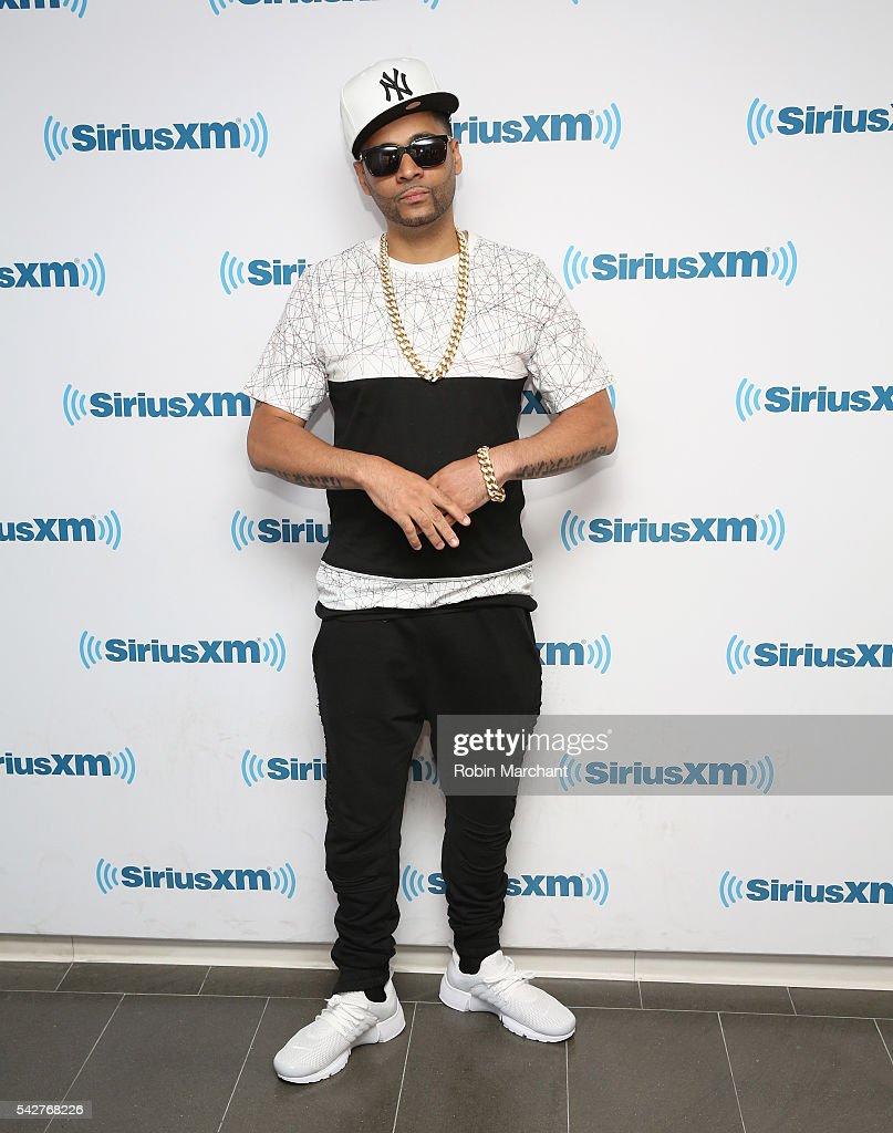 Tru Life visits at SiriusXM Studio on June 24, 2016 in New York City.