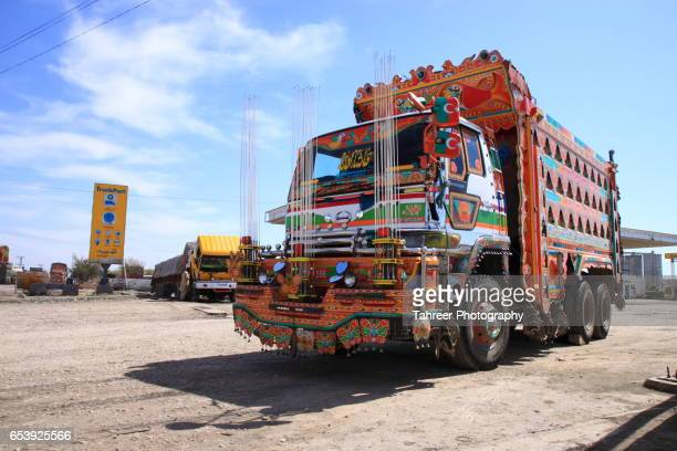 Truck Art of Pakistan