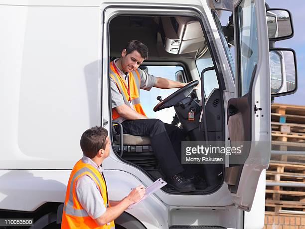 truck driver chat