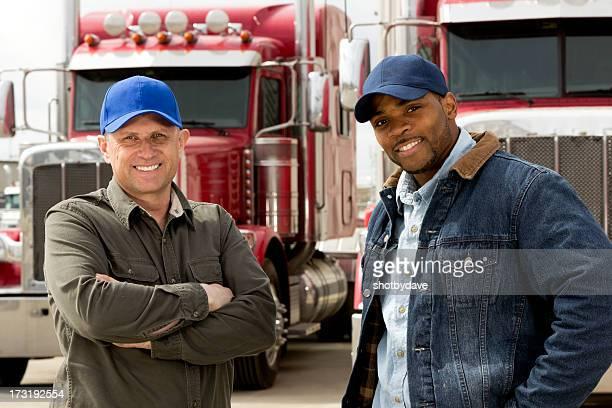 Truck Driver Team