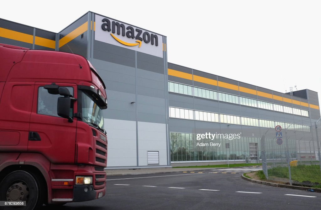 Amazon Distribution Center In Kolbaskowo