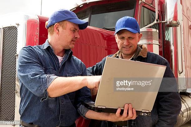 Truckers und Computer