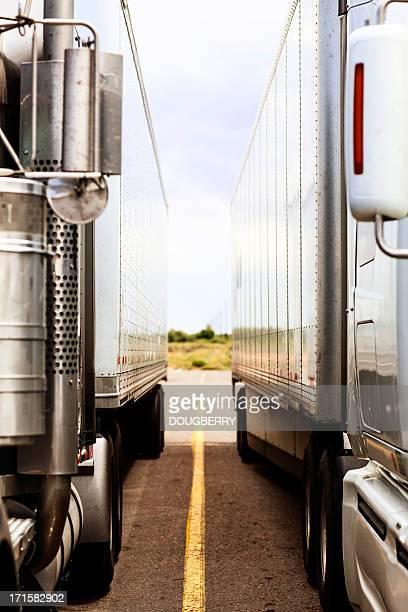 Industrie du transport de marchandises par route
