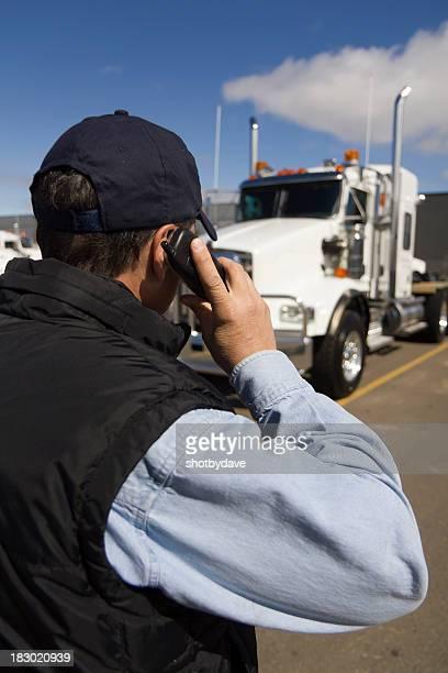 Truckstop rufen Sie