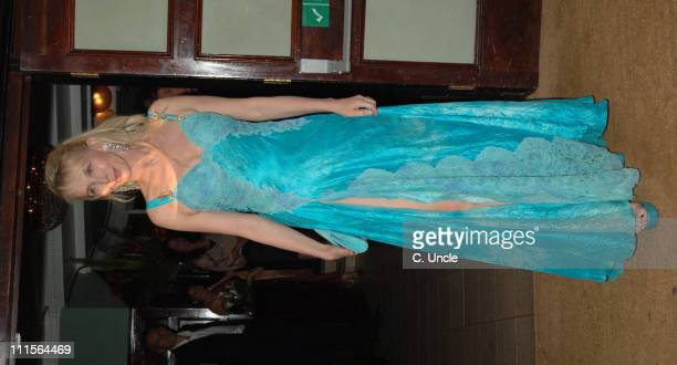 Trudi Styler during Respoke Bespoke Launch Party June 29 2005 at Pacha in London Great Britain