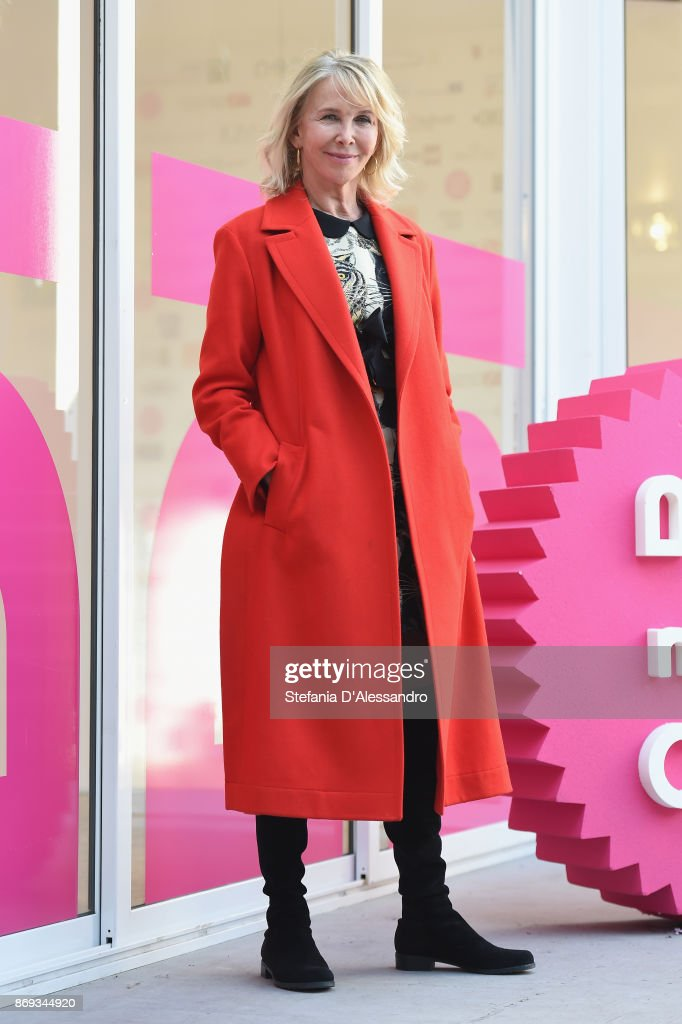 Trudie Styler attends a Taodue jury photocall during the 12th Rome Film Fest at Casa Alice on November 2, 2017 in Rome, Italy.