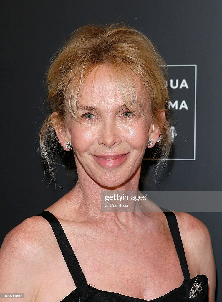 <a gi-track='captionPersonalityLinkClicked' href=/galleries/search?phrase=Trudie+Styler&family=editorial&specificpeople=203268 ng-click='$event.stopPropagation()'>Trudie Styler</a> attends an evening of dance featuring Roberto Bolle and friends at Manhattan Theatre Club at New York City Center on September 17, 2013 in New York City.