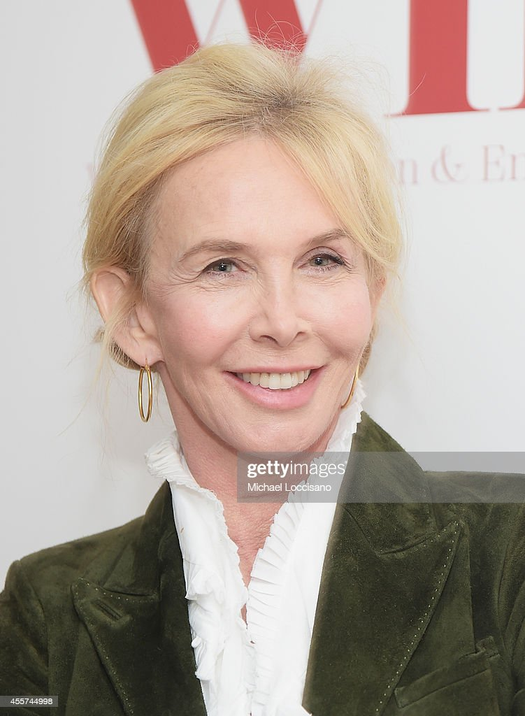 Trudie Styler attends the 2014 WIE Symposium at The Puck Building on September 19, 2014 in New York City.