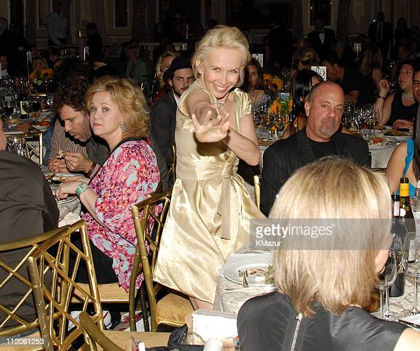 Trudie Styler during 2006 Rainforest Foundation Fund Benefit Concert After Party at Pierre Hotel in New York New York United States