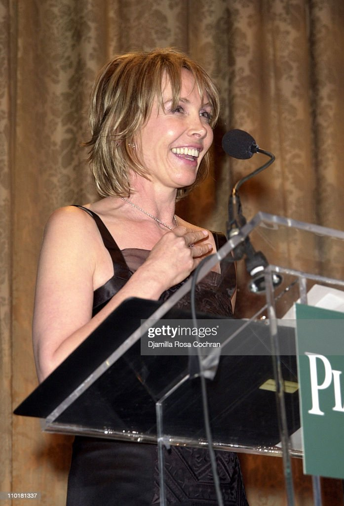 Trudie Styler during Tru(e) Gems Rainforest - Us Benefit Sponsored By Piaget To Honor Trudie Styler at Manhattan Center in New York, New York, United States.