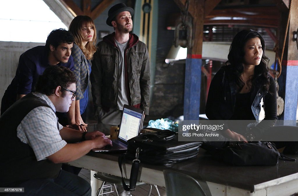 'True Colors' Team Scorpion must pass a mandated psych evaluation or face being disbanded after they're accused of destroying a priceless work of art...