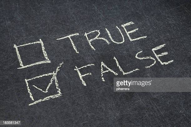True or False Checkbox