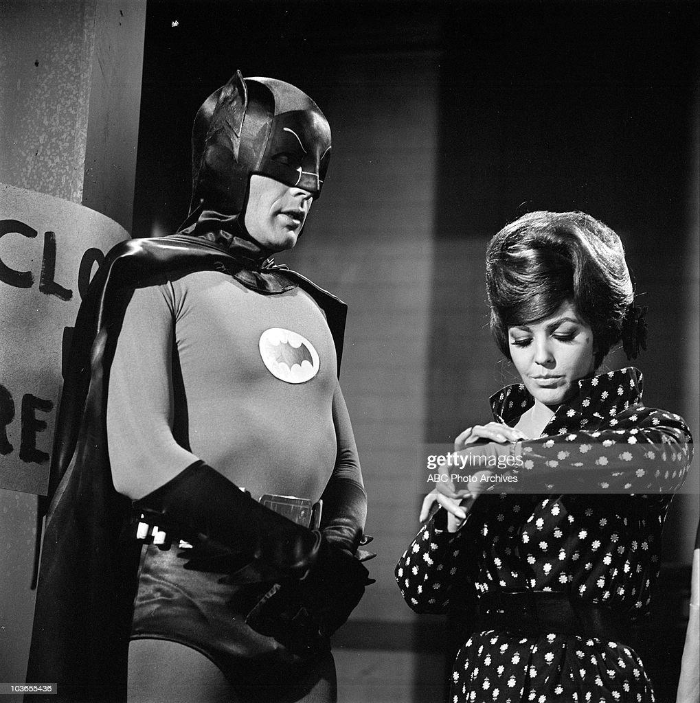 BATMAN 'True or False Face' Airdate March 9 1966 ADAM
