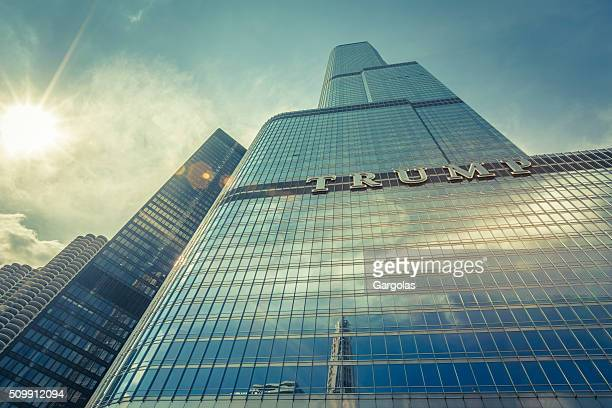 Trump Tour, Chicago, États-Unis