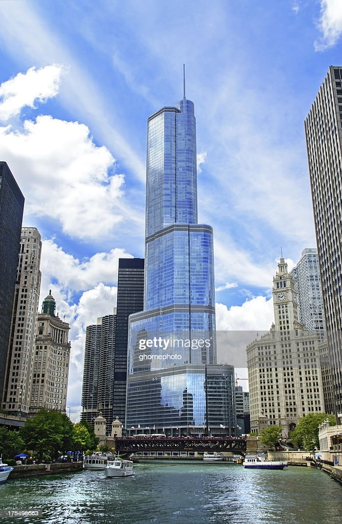Chicago's downtown