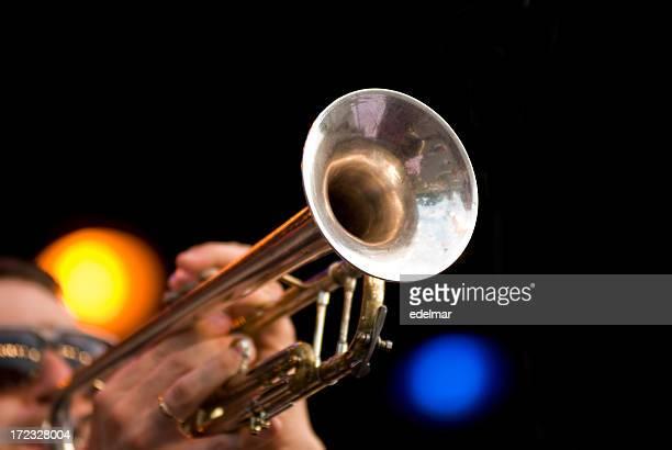 Trompete-Spieler