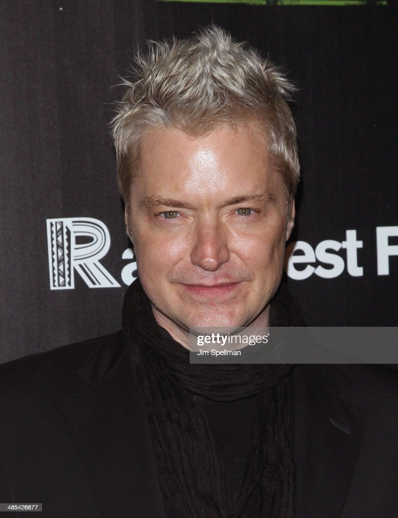 Trumpeter <a gi-track='captionPersonalityLinkClicked' href=/galleries/search?phrase=Chris+Botti&family=editorial&specificpeople=223897 ng-click='$event.stopPropagation()'>Chris Botti</a> attends the 25th Anniversary Rainforest Fund Benefit at Mandarin Oriental Hotel on April 17, 2014 in New York City.
