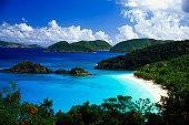 Trunk Bay, St. John, U.S. Virgin Islands, Caribbean