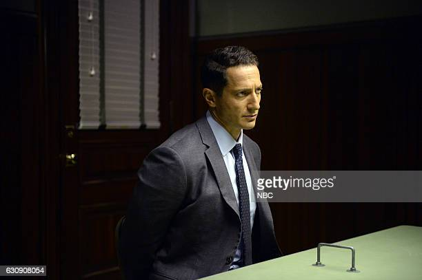 GRIMM 'Trust Me Knot' Episode 602 Pictured Sasha Roiz as Sean Renard