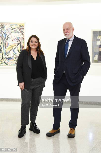 Trustee of the Solomon R Guggenheim Foundation and Member of the Board of the Lavazza Group Francesca Lavazza and Director of the Solomon R...