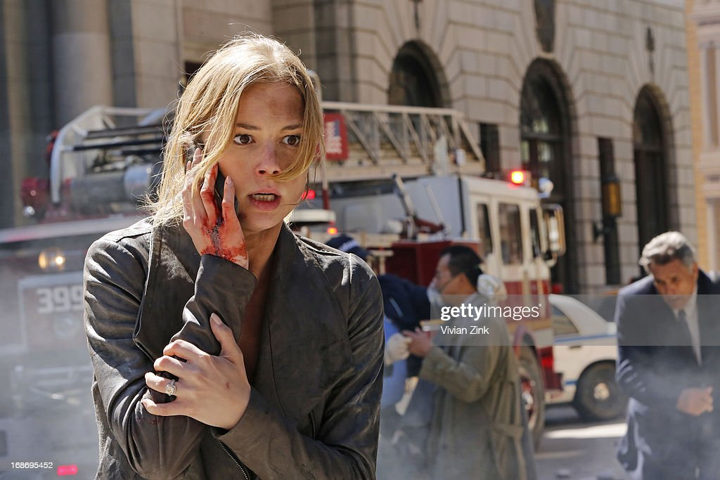 REVENGE - 'Truth, Part Two' - The second season of 'Revenge' culminates in a special two-hour finale event with two back-to-back episodes filled with high octane and life changing moments, SUNDAY, MAY 12 (9:00-11:00 p.m., ET) on the ABC Television Network. In the emotional second hour, 'Truth, Part Two' (10:00-11:00 p.m.), the devastation leads to a heartbreaking death that will send shockwaves down the shoreline and force Emily to take a hard look at the truth and the path of revenge she has embarked on. VANCAMP