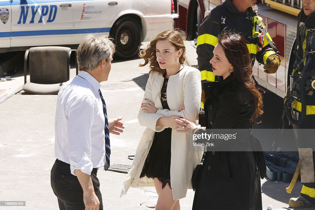 REVENGE - 'Truth, Part Two' - The second season of 'Revenge' culminates in a special two-hour finale event with two back-to-back episodes filled with high octane and life changing moments, SUNDAY, MAY 12 (9:00-11:00 p.m., ET) on the ABC Television Network. In the emotional second hour, 'Truth, Part Two' (10:00-11:00 p.m.), the devastation leads to a heartbreaking death that will send shockwaves down the shoreline and force Emily to take a hard look at the truth and the path of revenge she has embarked on. STOWE