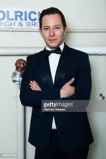 Trystan Puetter attends the Off Berlinale Party with Woolrich during the 67th Berlinale International Film Festival Berlin at on February 15 2017 in...
