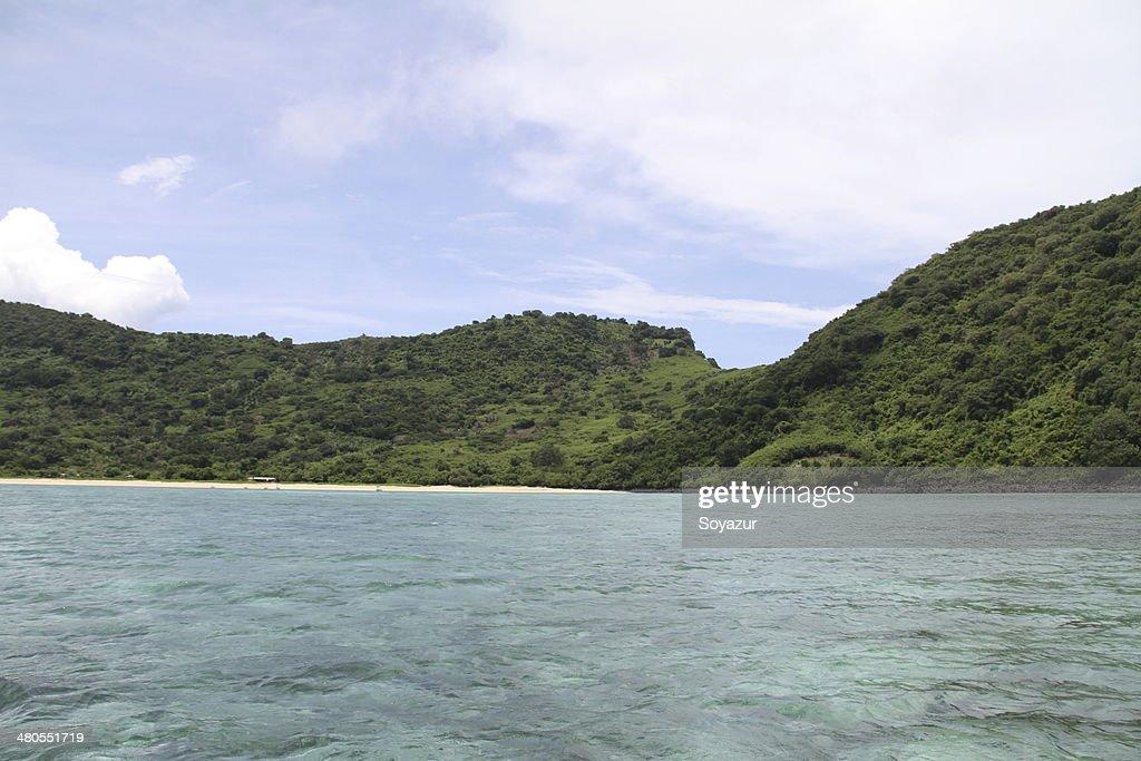 M'Tsamboro island : Foto de stock