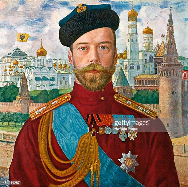 Tsar Nicholas II of Russia 1915 Nicholas succeeded his father Alexander III as Emperor of Russia in 1894 He was forced to abdicate after the Russian...