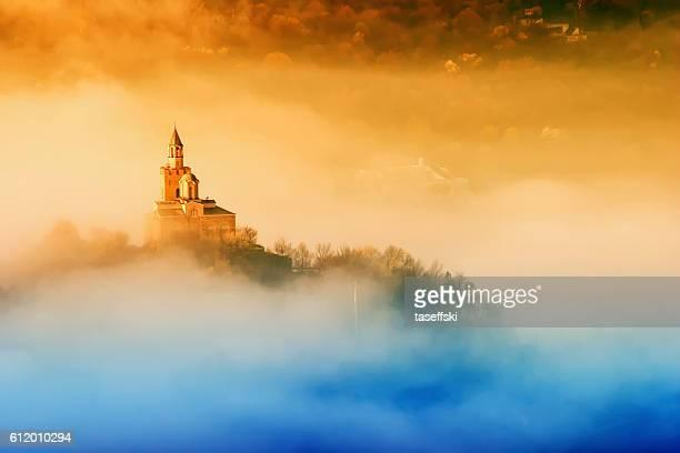 Tsarevets Forteresse de Veliko Turnovo, Bulgarie