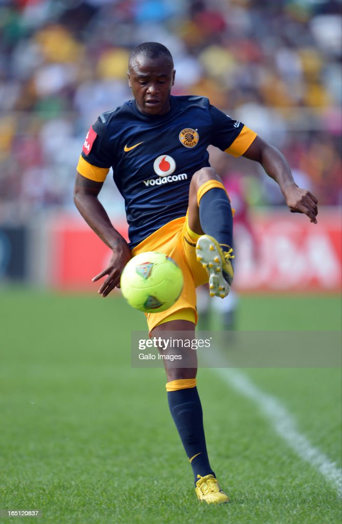 Tsepo Masilela during the Absa Premiership match between Bloemfontein Celtic and Kaizer Chiefs at FNB Stadium on March 31, 2013 in Johannesburg, South Africa.