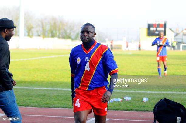 Tshilola TSHINYAM Congo / Gabon Amical ManteslaJolie