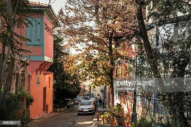 Tsinari neighbourhood Old Thessalonik, Greece