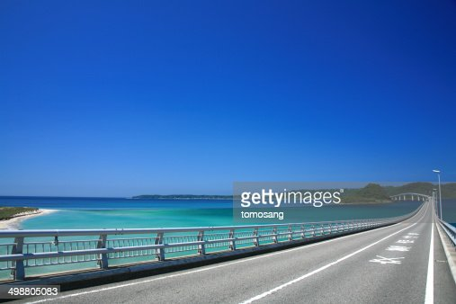 Tsunoshima Bridge