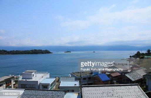 Tsuruga Bay : Foto stock