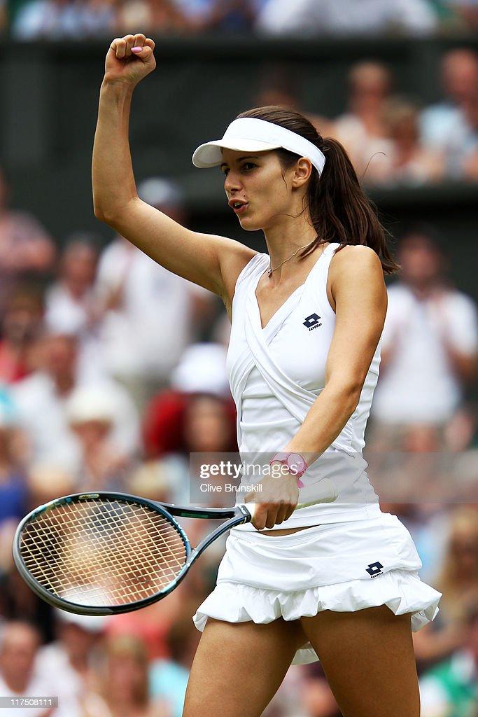 The Championships - Wimbledon 2011: Day Seven