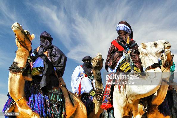 CONTENT] Tuareg knights from the city of Ghat in the south west of Libya