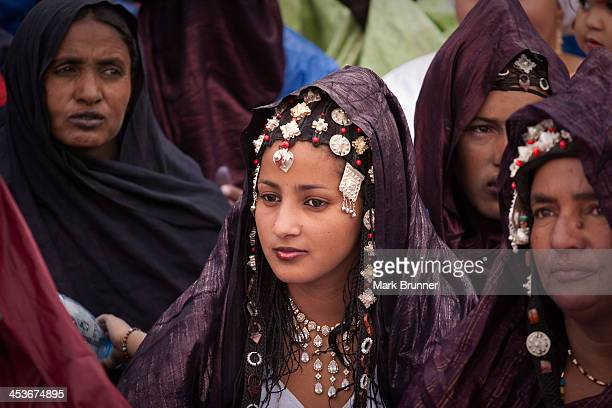 CONTENT] Tuareg woman at the festival au desert 2007 edition it was held yearly in the area near essakane which is near Timbuctou